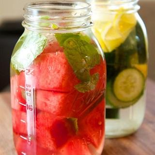 Cách làm Nước trái cây detox