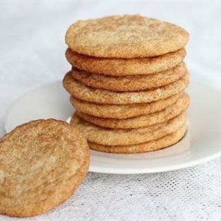 Bánh Cookie Snickerdoodle