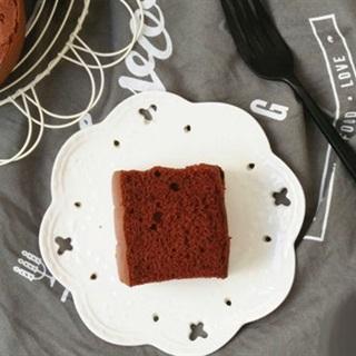 Bánh bông lan cacao