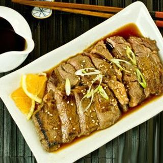 Cách làm Thịt bò Teriyaki