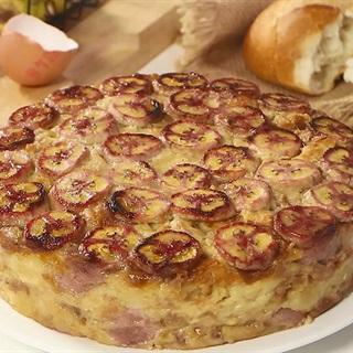 Cách Làm Bánh Chuối Nướng Thơm Nức Mũi Cực Hấp Dẫn