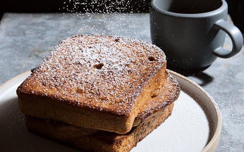 Cách làm Bánh mì nướng quế không cần lò nướng