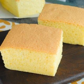 Cách làm Bánh bông lan Castella Đài Loan