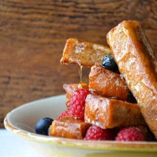 Cách làm Bánh mì chiên giòn caramel