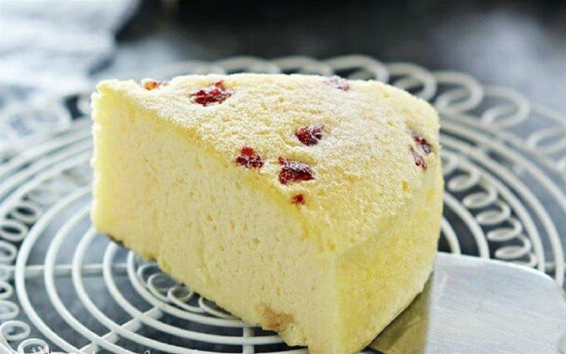Cách làm bánh phô mai nam việt quất