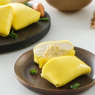Cách làm Bánh Crepe Sầu Riêng ngon đến xiêu lòng tại nhà