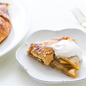 Bánh táo - Apple Crostata