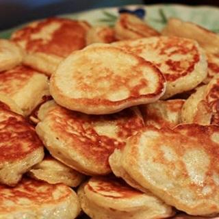 Cách làm Bánh rán oladi táo kiểu Nga