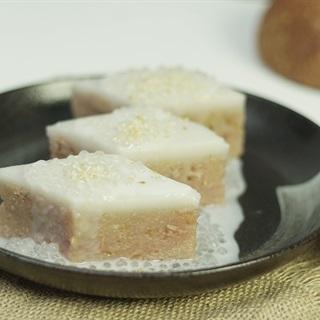Cách làm Bánh Chuối Hấp Nước Cốt Dừa đơn giản tại nhà