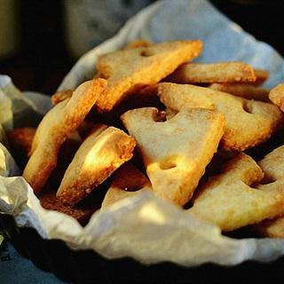 Bánh qui phô mai giòn