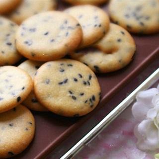 Bánh quy vừng đen