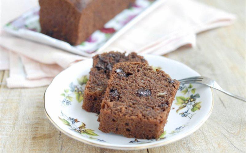 Cách Làm Bánh Bông Lan Chocolate Chuối | Thơm Ngon
