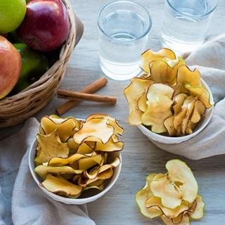 Cách làm Snack táo sấy giòn