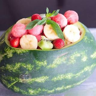 Salad trái cây giải nhiệt