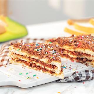 Sandwich kikat Banacado vị bơ chuối chocolate
