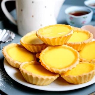 Cách làm bánh tart trứng chi tiết