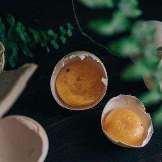 Trứng muối vị thảo mộc