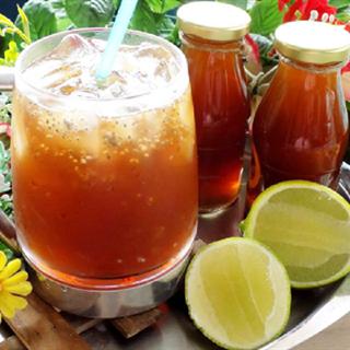 Cách làm trà bí đao hạt chia