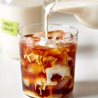 Cách làm Cà phê kem sữa phong cách Starbucks