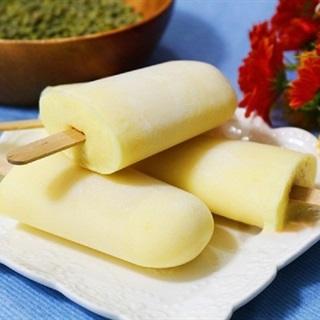 Cách làm kem đậu xanh cốt dừa đơn giản