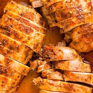 Cách làm ức gà nướng ớt tỏi