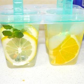 Cách làm kem soda trái cây