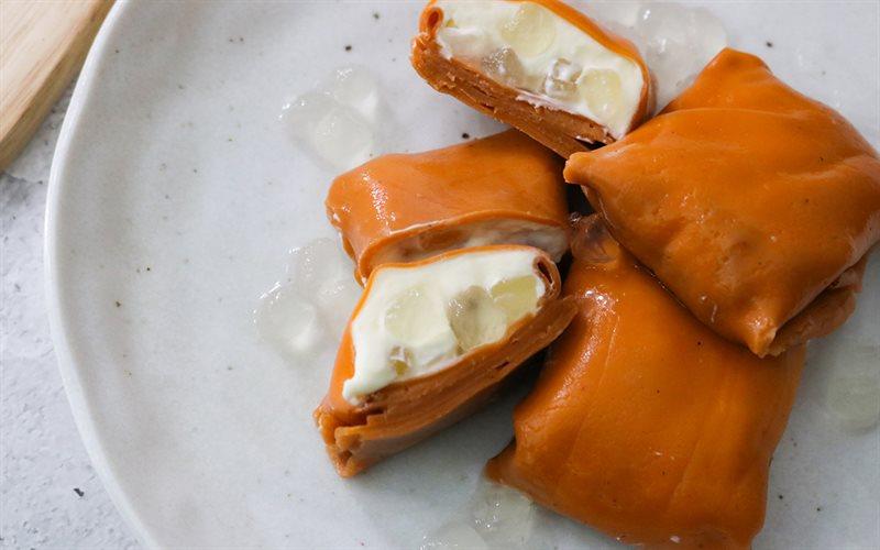 Cách làm Bánh crepe trà sữa Thái