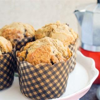 Cách làm muffins cà phê chocolate