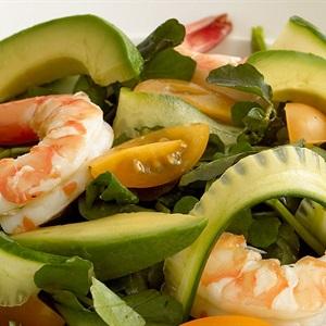 Salad ăn kiêng đơn giản