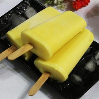 Cách làm kem thơm sữa chua mát lạnh