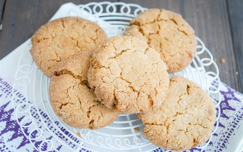 Cách làm bánh cookie bơ đậu phộng