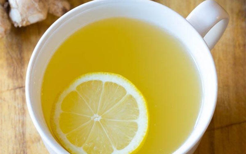 Cách làm Nước gừng chanh mật ong