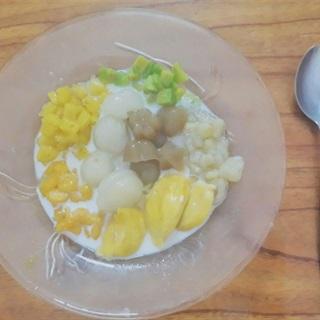 Cách làm chè thạch trái cây