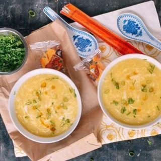 Cách làm Soup trứng siêu tốc