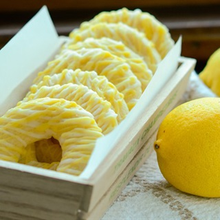 Cách làm bánh quy chanh bơ