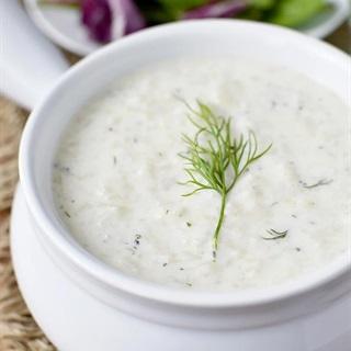 Cách làm Soup bông cải trắng phô mai