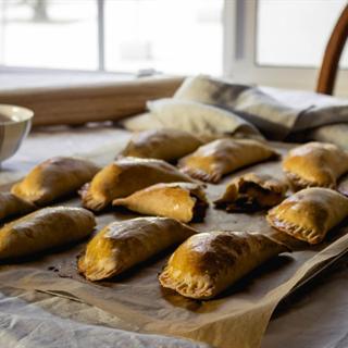 Cách làm Bánh xếp nướng