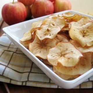 Cách tự làm Snack táo