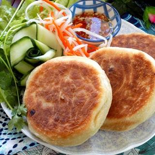Cách làm bánh rán mặn nhân thập cẩm