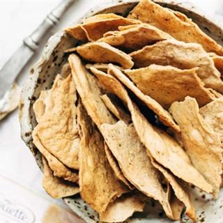 Cách làm snack bánh mì nướng giòn