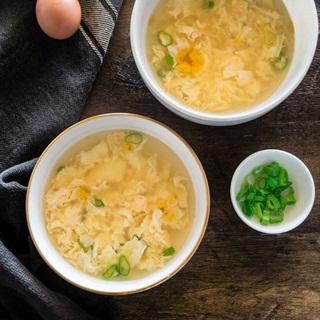 Cách làm Súp trứng Hàn Quốc