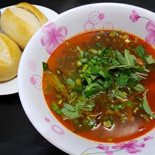 Cách làm Súp Lươn Nghệ An với củ nén cực thơm ngon