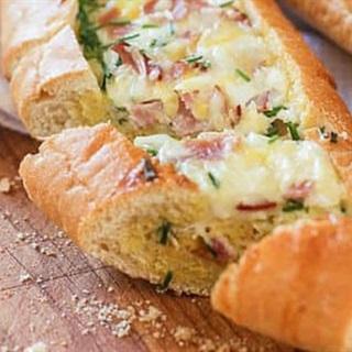 Cách làm Bánh mì nướng trứng