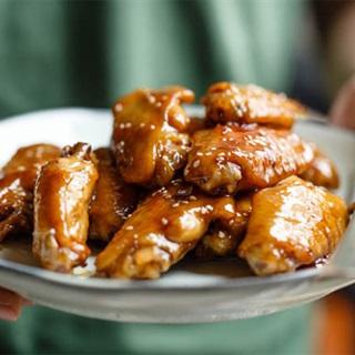 Cách làm cánh gà rim nước ngọt