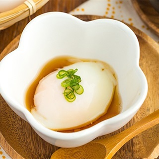 Cách làm trứng luộc sốt tương khô mực