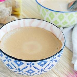 Pudding sữa đường nâu