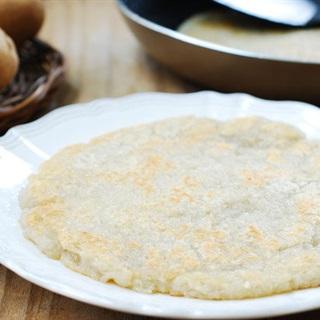 Cách làm Bánh pancake khoai tây bào