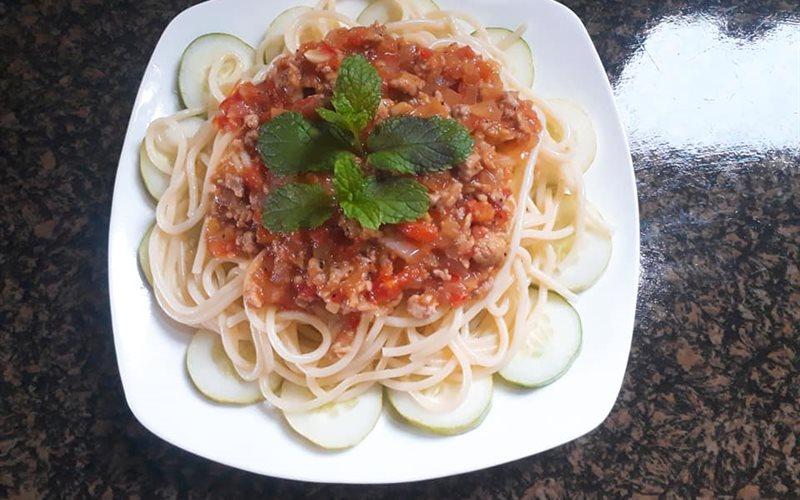 Cách làm mì spaghetti thơm ngon