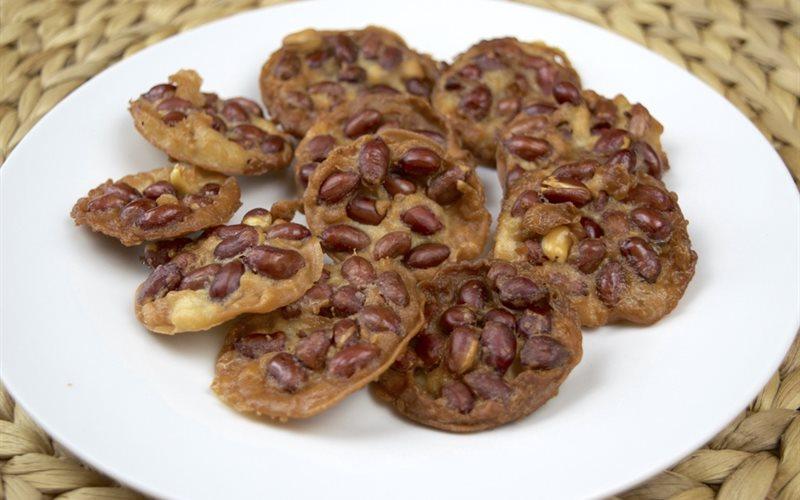 Cách làm cookies bơ đậu phộng kiểu Thái