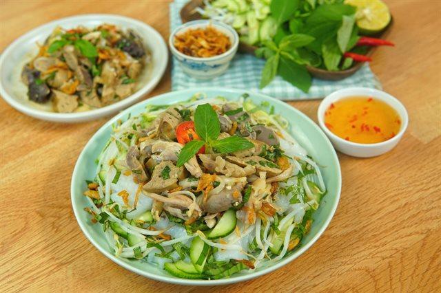 Cách Làm Bánh Ướt Lòng Gà   Ngon Chuẩn Vị Đà Lạt   Cooky.vn